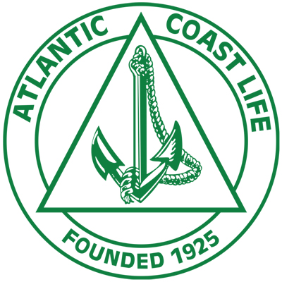 Round Atlantic Coast Life Website Logo | ACL Accumulation ...